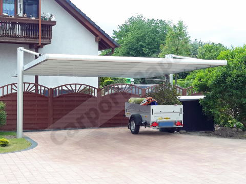 carport installations in Las Vegas, NY